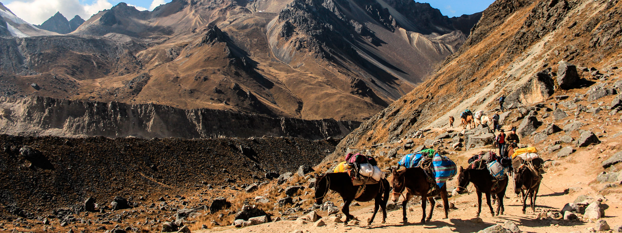 This trek combines the beauty of the mountains with a cultural visit to two different villages, deep in the mountains. Spend time learning about their culture