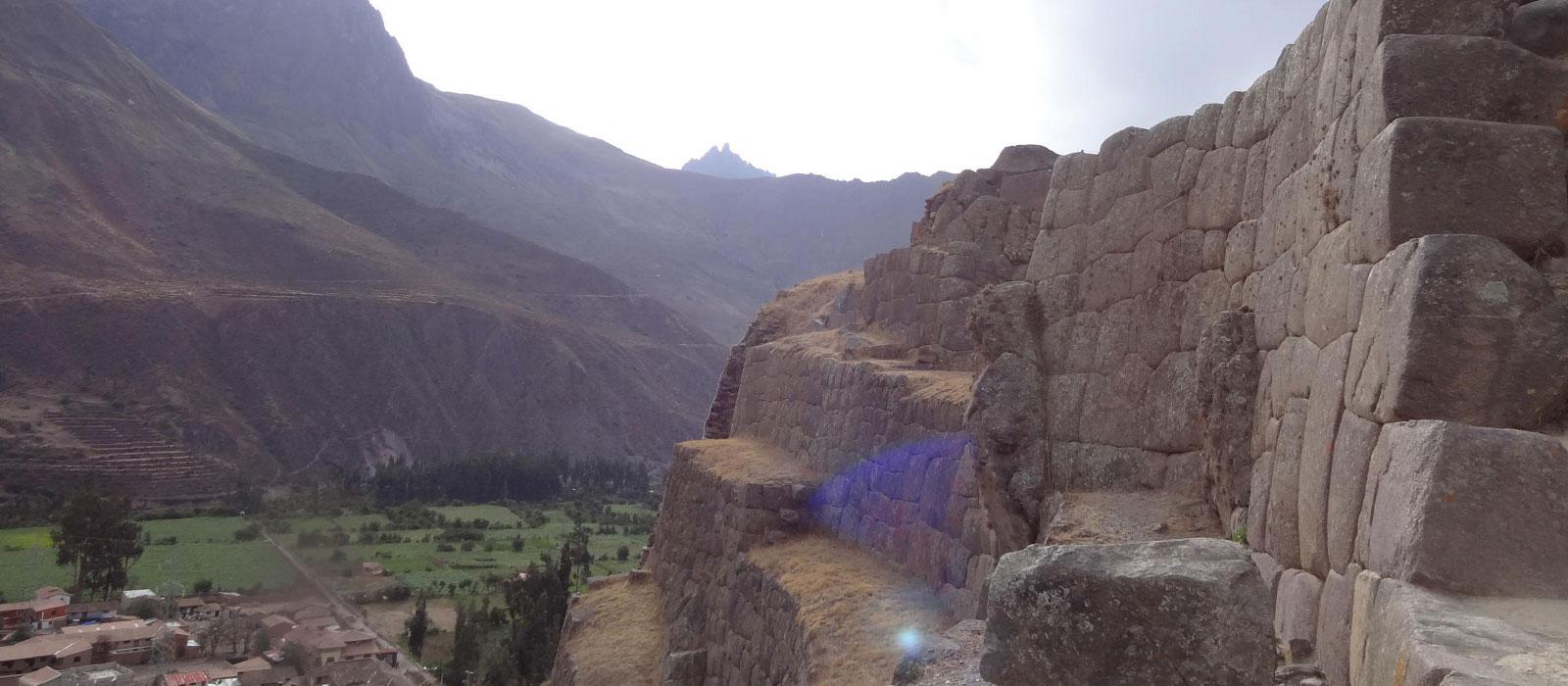 Valle Sagrado Tour a Machu Picchu 2 Días - Ollantaytambo
