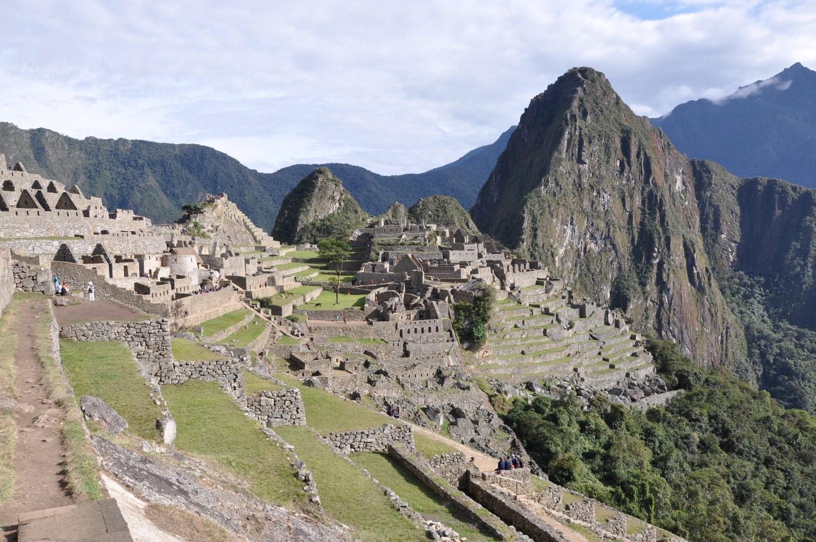 Camino Inca Corto - Machu Picchu