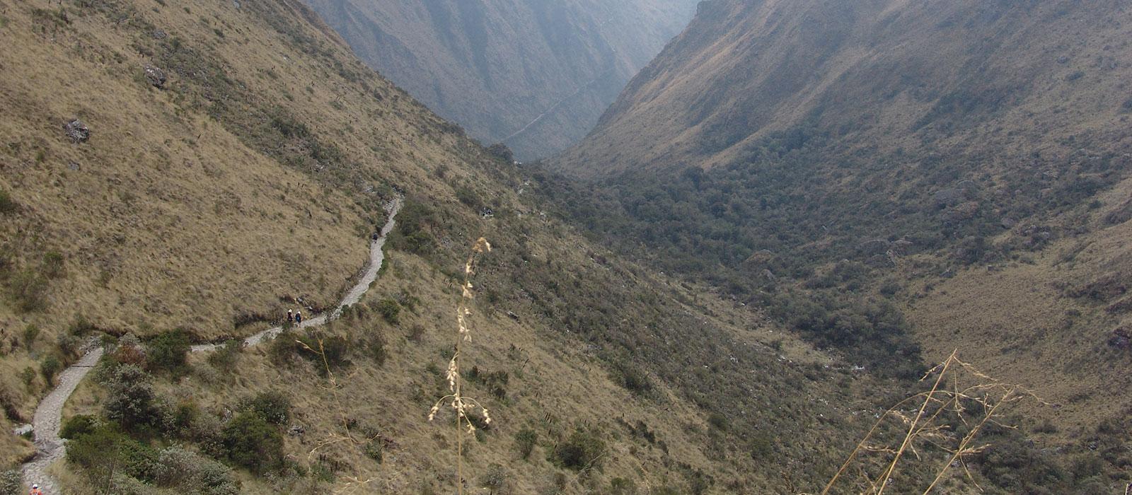 Camino Inca 4 Dias / 3 Noches - Wamihuanusca