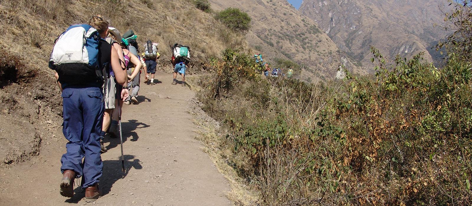 Camino Inca 4 Días / 3 noches - Wayllabamba