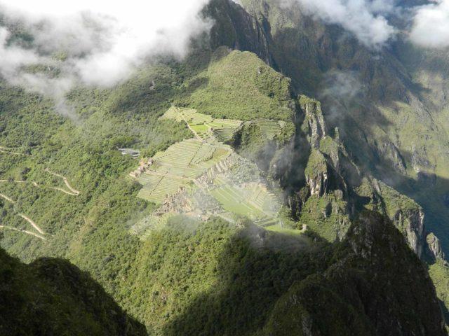 ¿Subir a Huayna Picchu después de hacer el Camino Inca?