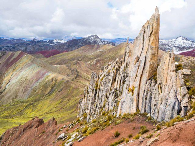 Tour Puente Queswachaca y Montaña de Colores Palcoyo