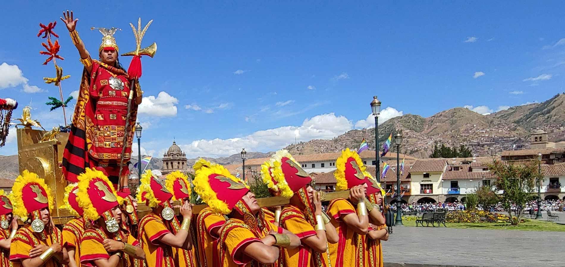 inti-raymi - Andean Peru Treks