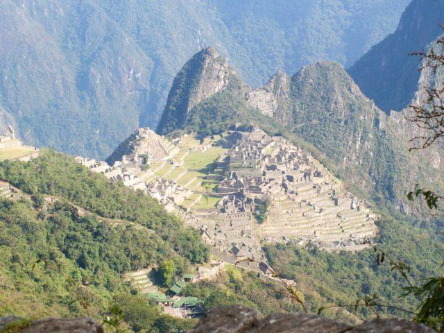 Machu Picchu es el mejor destino ecológico de Sudamérica.